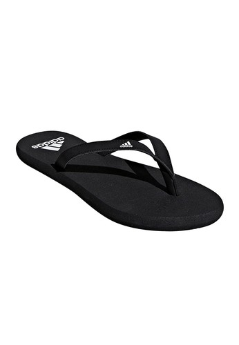 official photos 726d2 42c8a ADIDAS black ADIDAS Eezay Flip-Flops Womens Sandals AD001SH720ANTH1