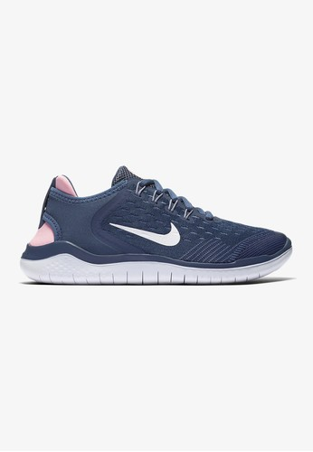 c13eb14c6314c NIKE blue NIKE Free RN 2018 (GS) Girls Running Shoes NI083SH259AJTH 1