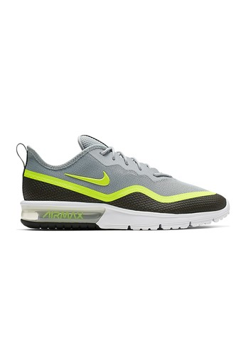 Mens Green Nike Air Max Sequent 4.5 Se | Free Next Day