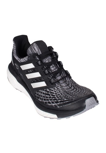 uk availability 536fa 5347d ADIDAS black ADIDAS Energy Boost Women s Running Shoes AD001SH176AJTH 1
