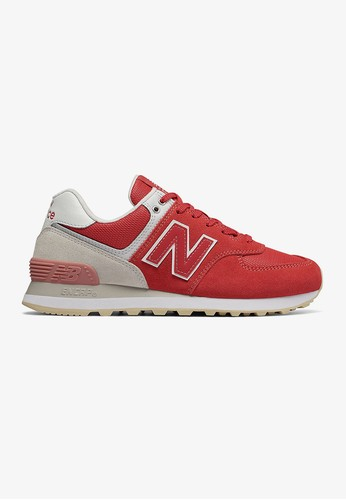 ee5fbb2bdb Shop NEW BALANCE 574 Classic Women's Casual Shoes for 1,745.00 THB ...