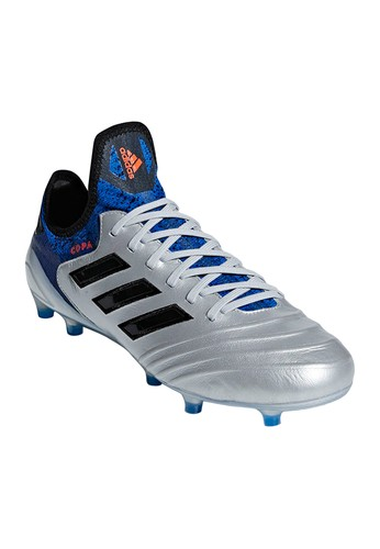 quality design 7f959 7d9a5 ADIDAS silver ADIDAS Copa 18.1 (FG) Mens Football Shoes AD001SH576AJTH1