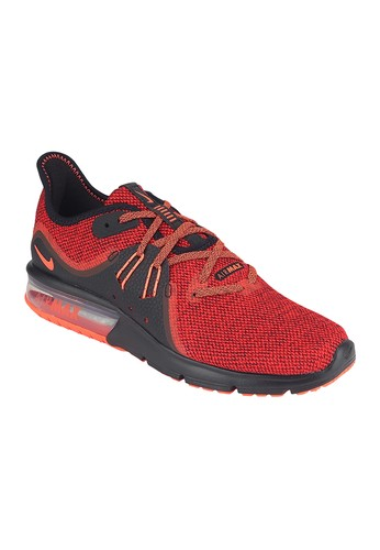 sale retailer 5d73c e25d6 NIKE red NIKE Air Max Sequent 3 Men s Running Shoes NI083SH806AHTH 1