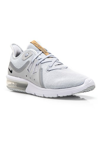 brand new a844c 9954e NIKE grey NIKE Air Max Sequent 3 Women s Running Shoes NI083SH343AKTH 1