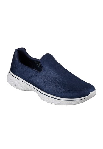 SKECHERS navy SKECHERS Men's Casual Shoes GOwalk 4 - Remarkable FITGOW4 54154 Navy SK108SH949ABTH_1