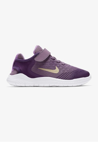 finest selection a5a36 b8bba NIKE Free RN 2018 (PSV) Girls Running Shoes