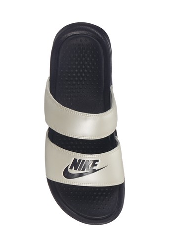 72372ffaa Shop NIKE Benassi Duo Ultra Slide Women's Sandals for 1,500.00 THB Online |  SUPERSPORTS