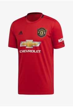 759245004 ADIDAS red Manchester United Home Jersey 2019 20 AD001AP678ARTH 1