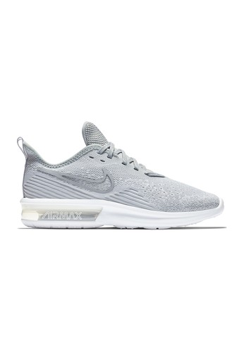 the latest 15126 0c0fb NIKE grey NIKE Air Max Sequent 4 Womens Running Shoes NI083SH211ALTH1