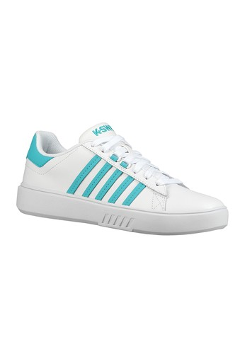 d7c222d2a79c4 Shop K-SWISS Pershing Court CMF Women's Casual Shoes for 1,095.00 ...