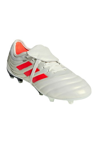 size 40 d4ff7 21066 ADIDAS white and red ADIDAS Copa Gloro 19.2 FG Football Shoes  AD001SH562AMTH1