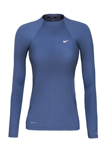 33c9f4fd Shop NIKE Solid Women's Long Sleeves Hydroguard for 1,490.00 THB ...