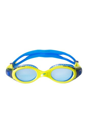 0090c182c8c3 SPEEDO green SPEEDO Futura Biofuse Flexiseal Junior Boys Goggles  SP111SP709AHTH 1