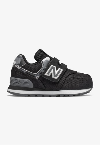 f3f2c1190a Shop NEW BALANCE 574 Wide Kids Casual Shoes for 1,490.00 THB Online ...