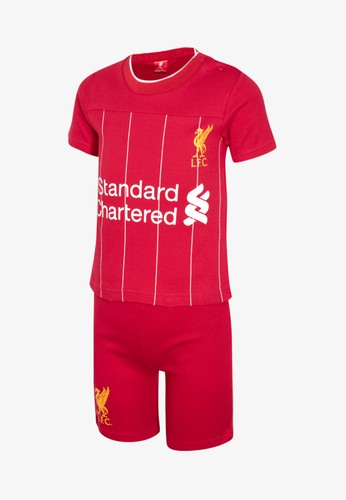 cheap for discount 397d1 1b5cb LIVERPOOL FOOTBALL CLUB Liverpool FC Baby Kit Short Set 2019/20 Kids  Football Kit