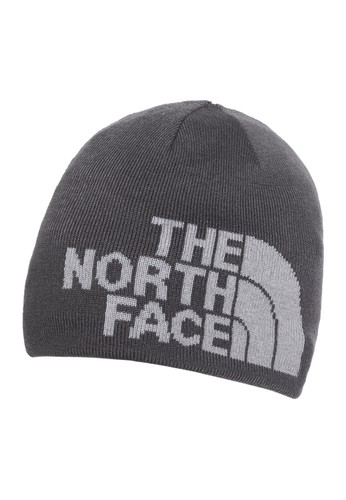 835ae8bdacc THE NORTH FACE grey THE NORTH FACE Highline Unisex s Beanie NO122AC497AFTH 1