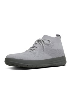 66527140da6d FITFLOP FITFLOP Uberknit Slip-On High Top Men s Casual Shoes 5