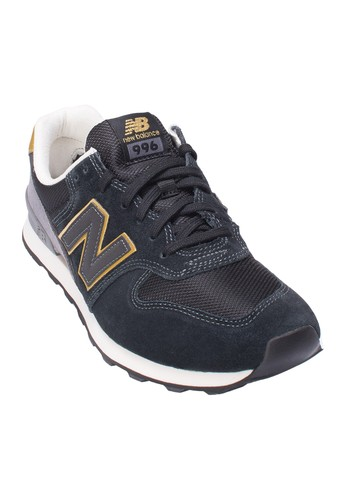 9d1a97fad841 NEW BALANCE black NEW BALANCE 996 Women s Casual Shoes NE081SH110AKTH 1