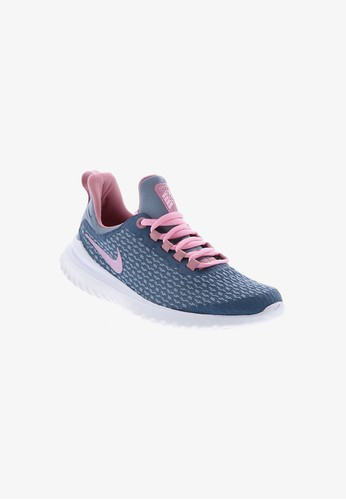 check out 442a2 48a57 NIKE navy NIKE Renew Rival (GS) Girls Running Shoes NI083SH268AJTH 1