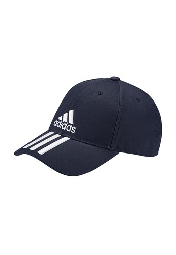 a4cb85360d7 ADIDAS blue ADIDAS Six-Panel Classic 3 stripes Unisex Training Cap  AD001AC541APTH 1