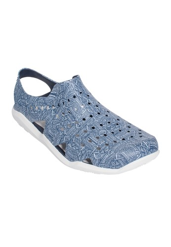 aacd17b8362d CROCS navy CROCS Swiftwater Wave Graphic Men s Casual Shoes CR024SH184AMTH 1